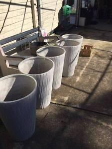 5 x Weave crucible sand large pots Lurnea Liverpool Area Preview