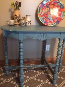 entrance/side table