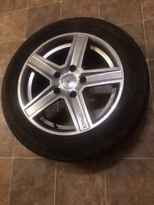 205/55R16 Rim+Tire,Bolt Pattern 5 x 120
