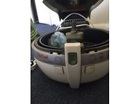 Tefal Actifry works fine, needs a new lid and mixing blade. £30