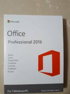 Microsoft Office 2016 Professional Plus Pro 32/64Bit -Instant Key