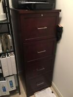 staples 4 drawer filing cabinet