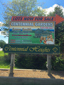 NEW SUBDIVISION IN NEW MARYLAND - CENTENNIAL GARDENS - PHASE 1
