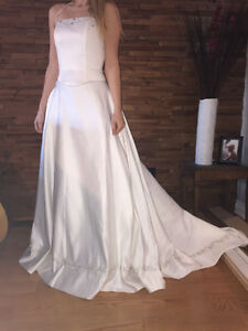 Brand New in Bag - Alfred Sung Wedding Dress Cambridge Kitchener Area image 1