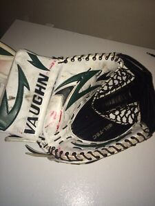 Vaughn Pro Goalie Glove and Blocker