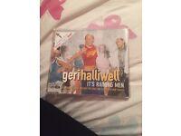 Geri halliwell it's raining men cd