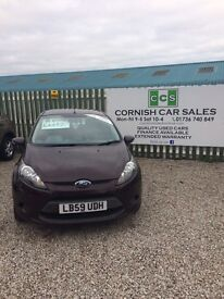 Ford Fiesta automatic 6 months warranty extended warranty available