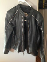 Ladies Harley Davidson Jacket and Boots