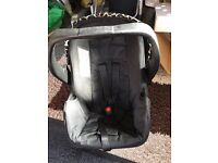 Mothercare care seat