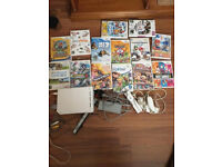 Good condition wii with games!
