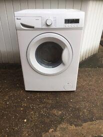 Swan White Washing Machine