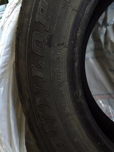 Tires from Ford Taurus  Strathcona County Edmonton Area image 3