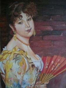 Oil Painting by Portrait Artist London Ontario image 3