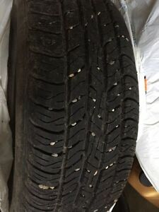 Tires from Ford Taurus  Strathcona County Edmonton Area image 2