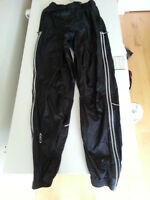 Pantalon Escape Louis Garneau - imperméable - NEUF ! - small