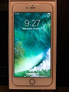 iPhone 6S Plus - 128GB - Rose Gold - Unlocked