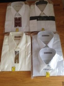 Men's Shirts 16.5 collar marks and Spencer