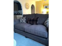 3 seater large sofa - nearly new