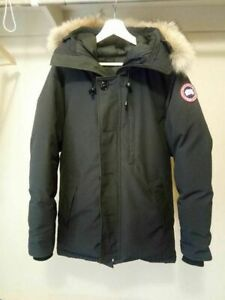 Canada Goose Black   Chateau   Parka • ( Mens Medium )
