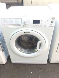 Hotpoint washing machine (eco) 7kg White