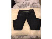 Diesel womens jeans size 10