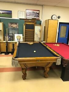 8ft POOL TABLE BY CANADA BILLARDS Kingston Kingston Area image 7