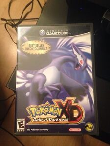 Great Condition CIB Pokemon XD Game of Darkness