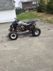 Yfz 450 2006 trade for a car