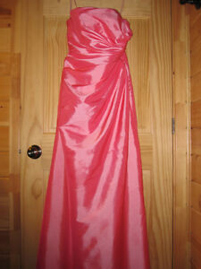 Pink Prom or Bridesmaid Dress by Mori Lee