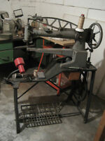 Adler Heavy Duty Sewing Machine