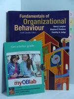 Fundamentals of Organizational Behaviour 4th CDN Ed.