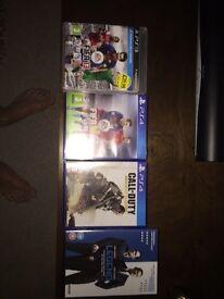 PS4 Fifa 13 PS4 COD Modern Warfare FIFA 16 And Protein