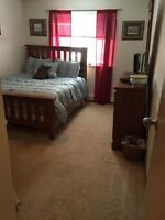 ROOM FOR RENT in a very nice Leduc Apartment Building