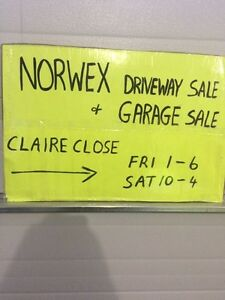 Garage Sale & Norwex Products Strathcona County Edmonton Area image 5