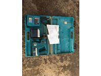 Makita 24v SDS drill & circular saw