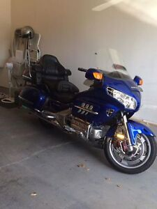Honda Goldwing 2001 Excellent Condition