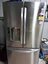 LG Fridge Freezer GF-D613SL Curra Gympie Area Preview