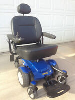 Gently Used Electric Wheelchair