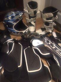 Boys motorbike bundle
