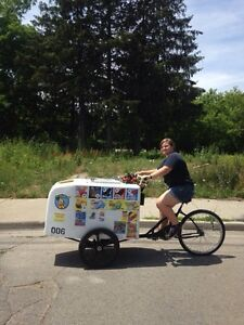 ICE CREAM BIKE FRANCHISE AVAILABLE London Ontario image 1