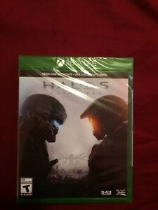 Trade halo 5 unopened for destiny