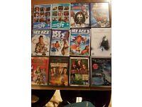 Assortment of 12 kids DVDS