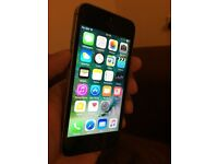 Apple iPhone 5s Black 16 GB Vodafone Working £85