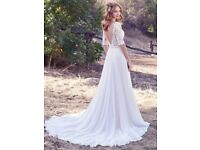 BRAND NEW Maggie Sottero wedding dress size 16 never been worn