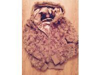 Woman winter hoodie/jacket size 8/10