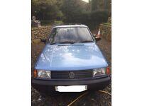 VW Polo CL (Breadvan)