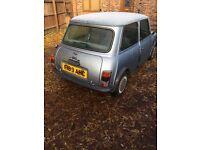 Classic Mini rare auto