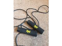 Everlast Weighted Skipping Rope