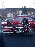 2004 Harley davidson electro glide Classic for sale