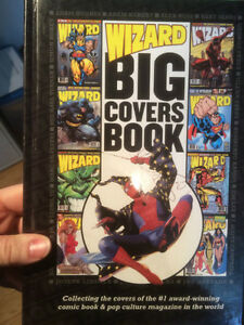 Wizard Big Covers Book Volume 1